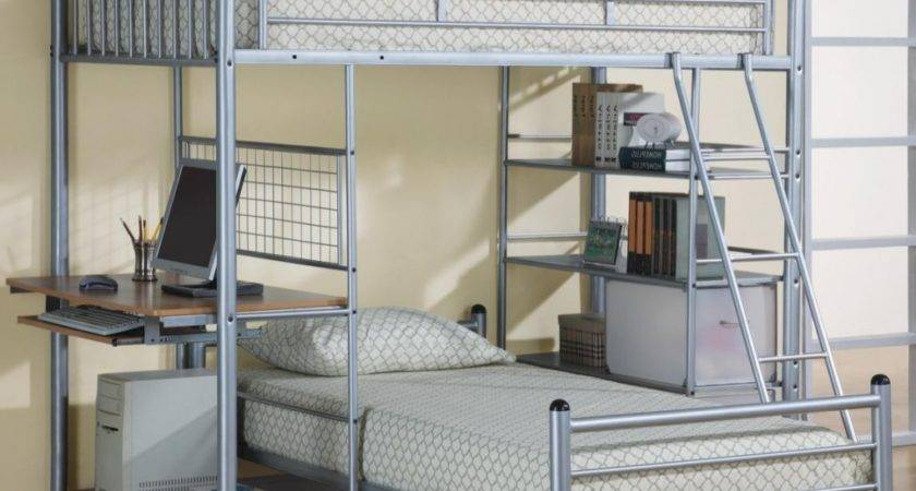Ideas Loft Bunk Beds Kids Home All Furniture