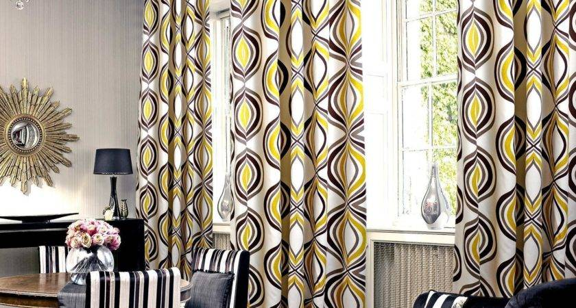 Imperial Mustard Yellow Eyelet Luxury Lined Curtain