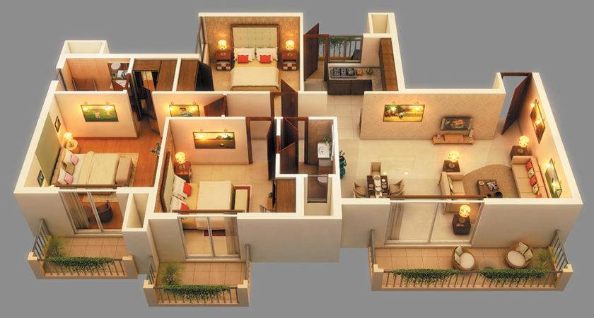 Incredible Bhk Home Plans Amazing Architecture Magazine