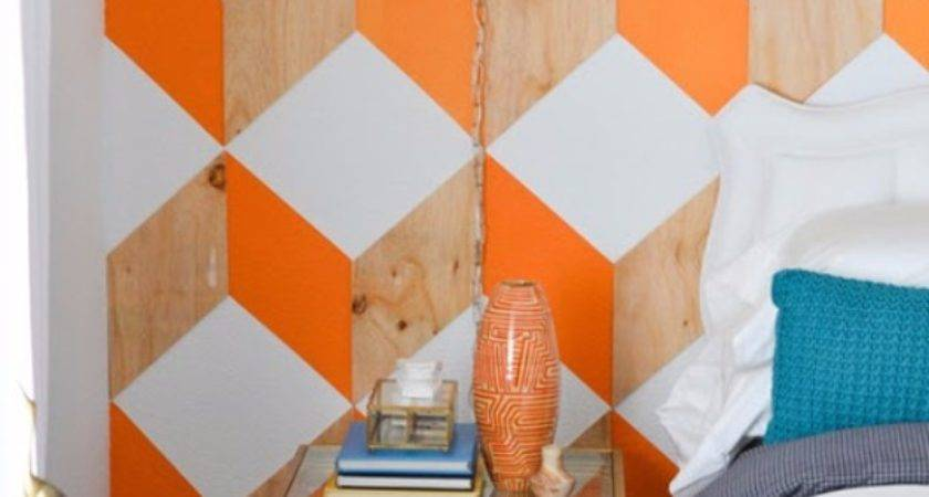 Incredible Diy Feature Wall Paint Ideas Handy Mano