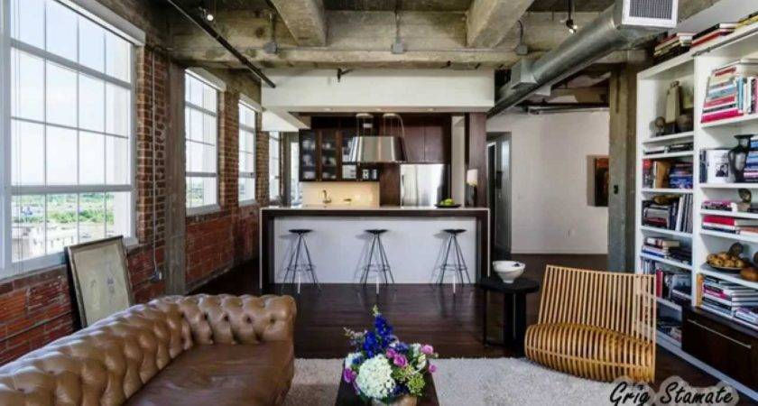 Industrial Chic Cool Home Design Ideas Youtube