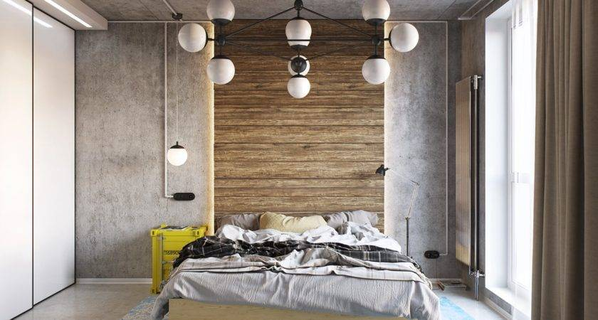 Industrial Style Bedroom Design Essential Guide