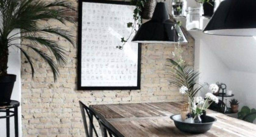 Industrial Style Kitchen Decorating Ideas