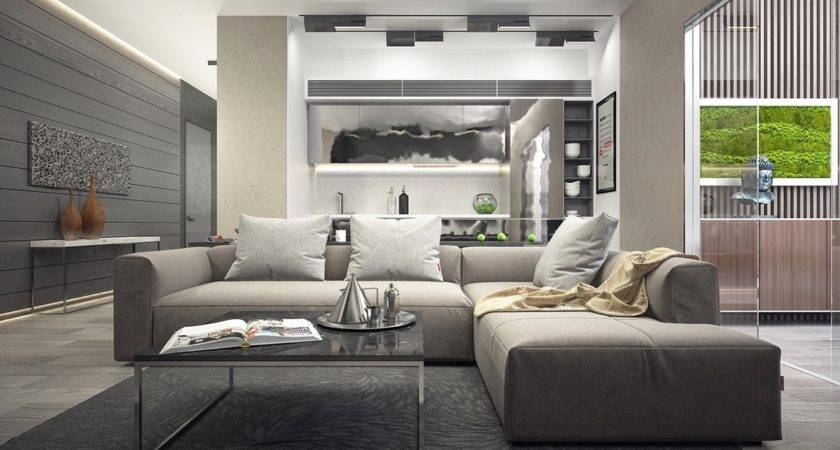 Inspiring Examples Grey Luxury Interior Design