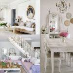 Inspiring Interiors Showcasing Shabby Chic Style Design