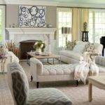 Inspiring Vintage Living Room Furniture Layout Ideas