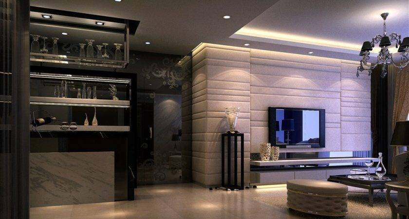 Interior Design Simple Wall House