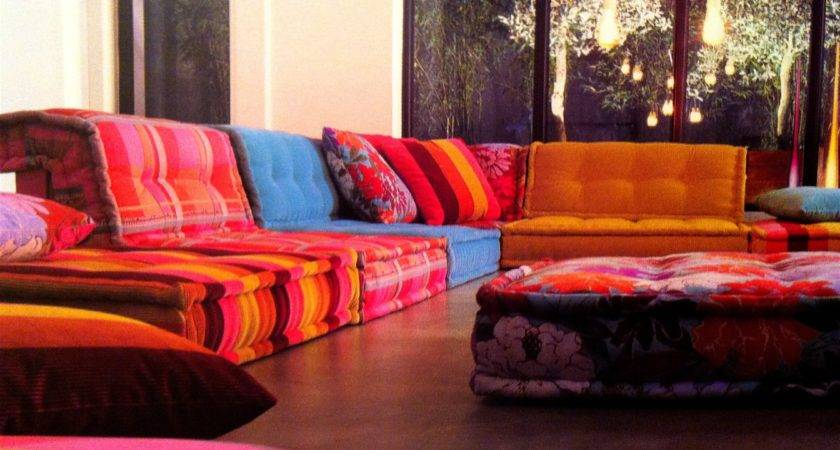 Interior Designs Appealing Colorful Living Room Cool Low