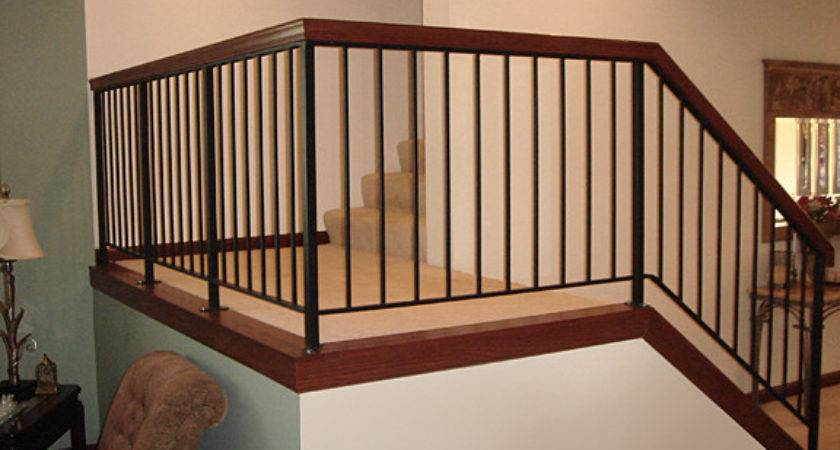 Interior Railing Archives Fence Inc