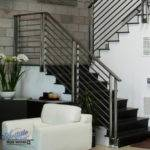 Interior Railings Contemporary Staircase Las Vegas