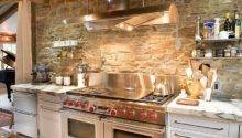 Inventive Kitchens Stone Walls