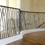 Iron Gates Wrought Railings