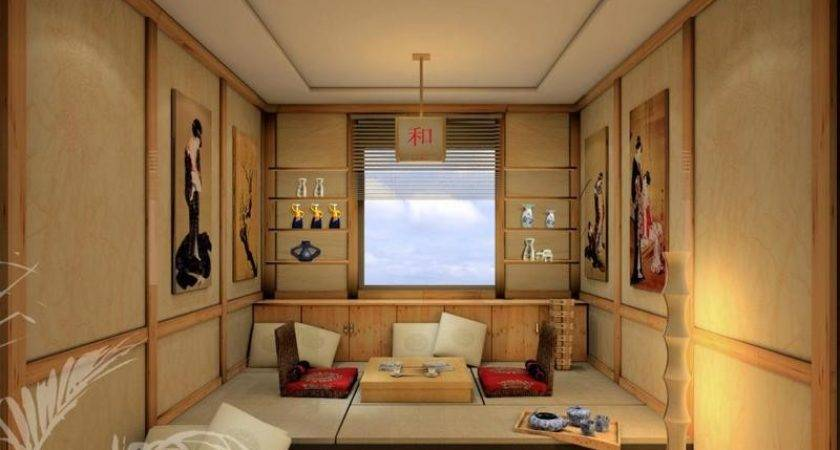 Japanese Small Bedroom Design Ideas