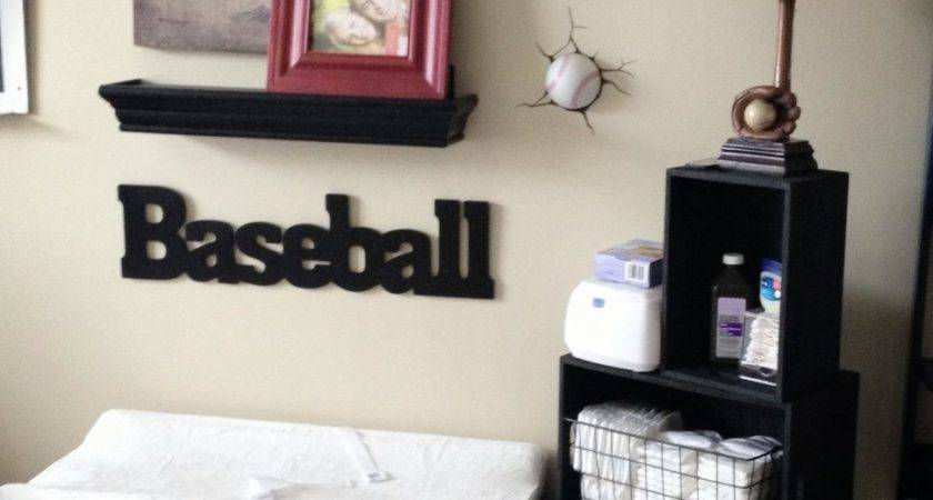 Kids Baseball Room Decor