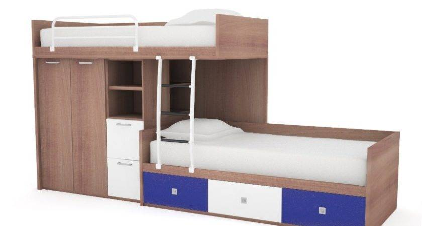 Kids Bed Funkybunk