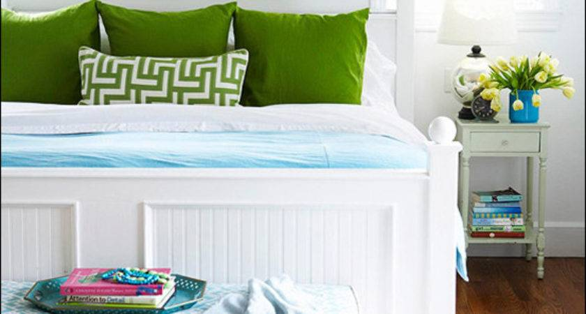 Kids Bedrooms Blue Green Exotic House Interior