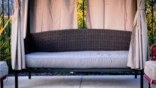 Kinds Patio Daybed Cement