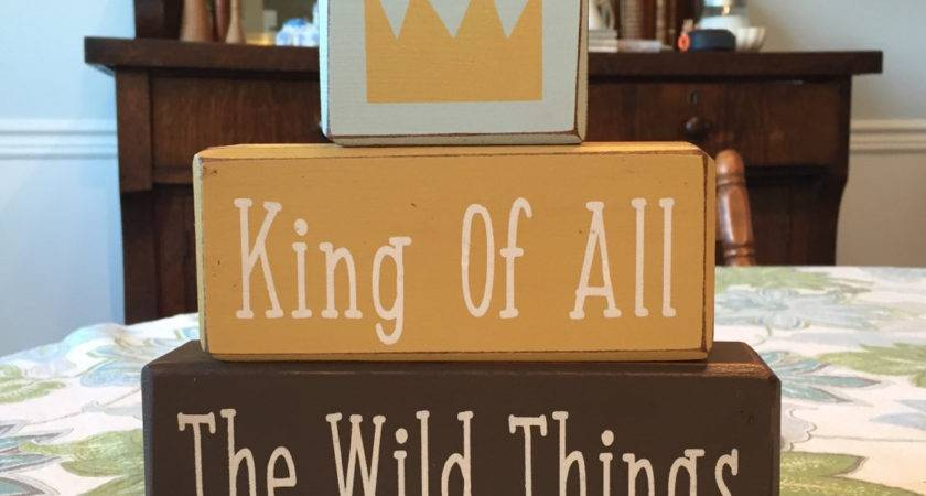 King All Wild Things