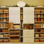 Kitchen Awesome Pantry Design Plans Standing