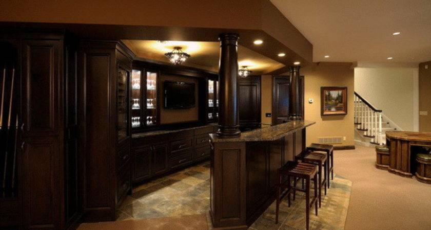 Kitchen Build Home Bar Cabinet Design
