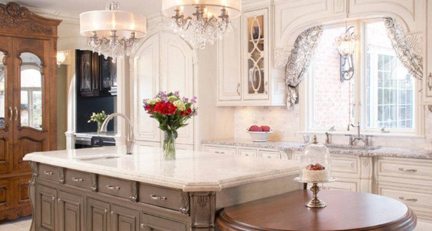 Kitchen Chandelier Lighting Types
