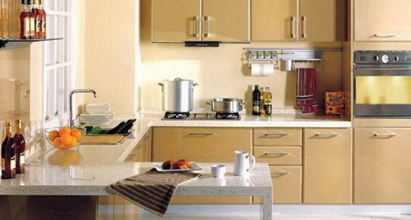 Kitchen Contemporary Cabinet Design Small