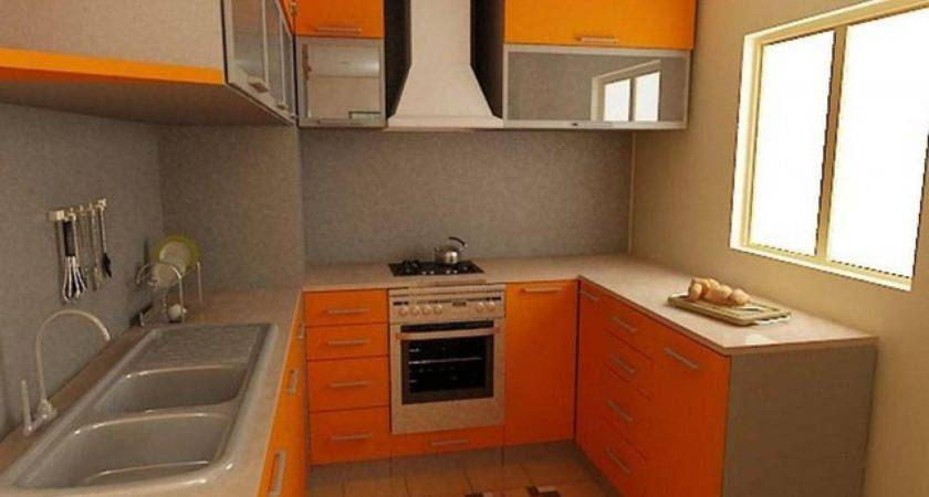 Kitchen Design Shape Awesome Home