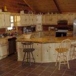 Kitchen Reasons Choose Rustic Cabin Kitchens