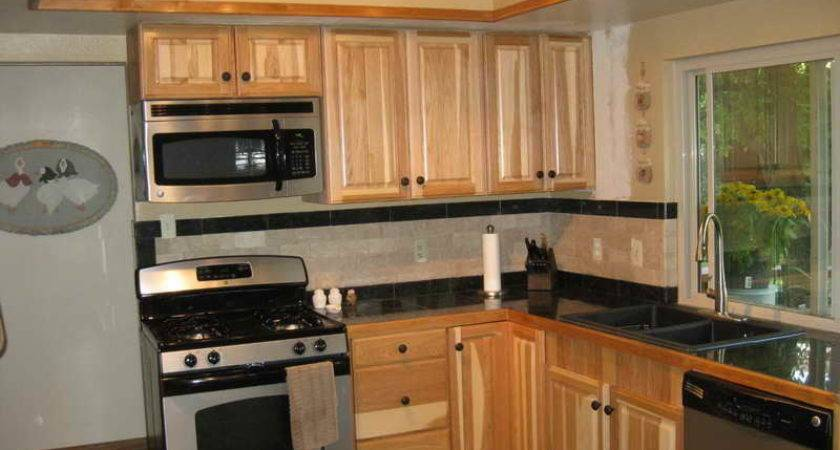 Kitchen Small Galley Makeover Fine Material