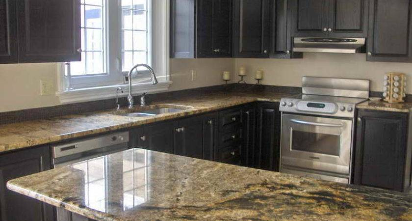 Kitchen Small Galley Makeover Granite