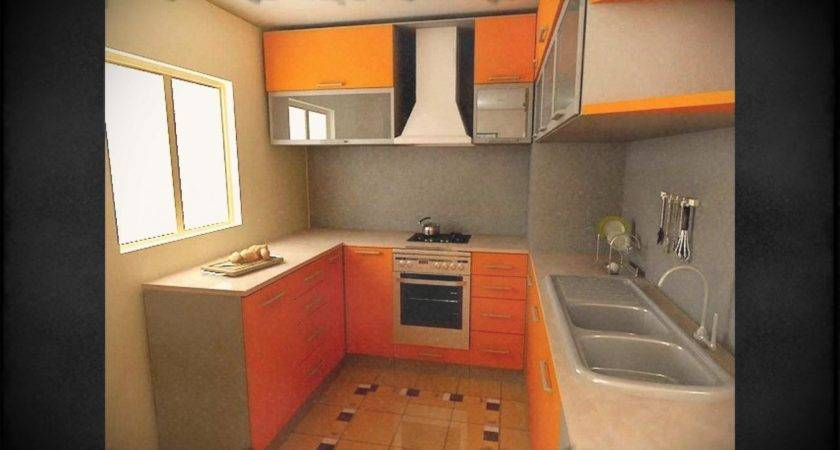 Kitchen Trends Small Design Ideas Indian