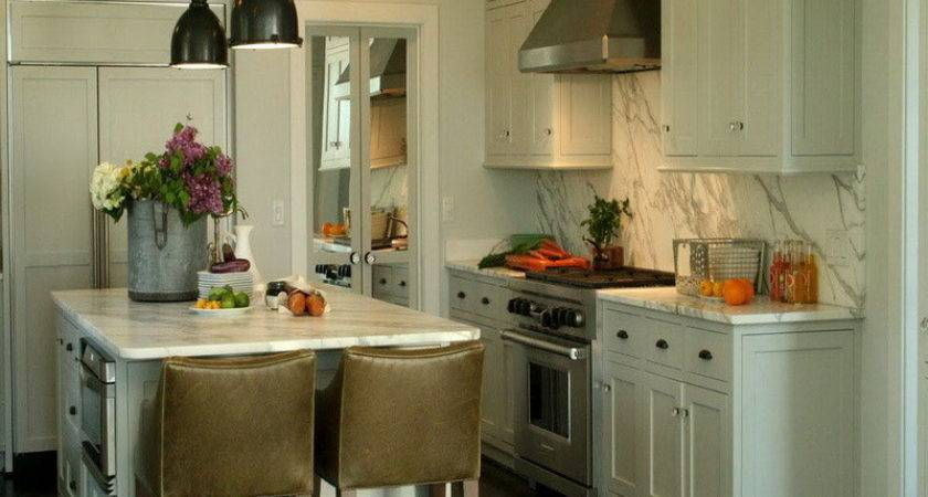 Kitchen White Traditional Cabinet Ideas