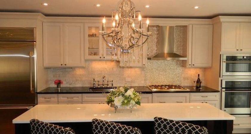 Kitchens Chandeliers Interior Design Decor