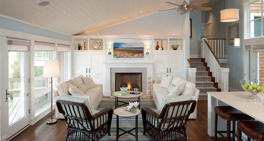 Lake Michigan Cottage Francesca Owings Asid Interior
