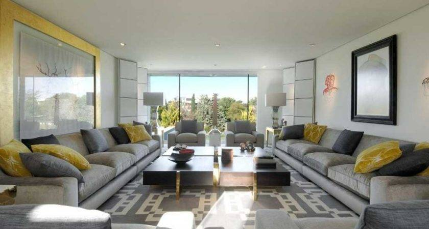 Large Living Room Layout Ideas Home Interior Exterior