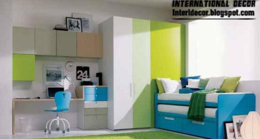 Latest Kids Room Color Schemes Paint Ideas