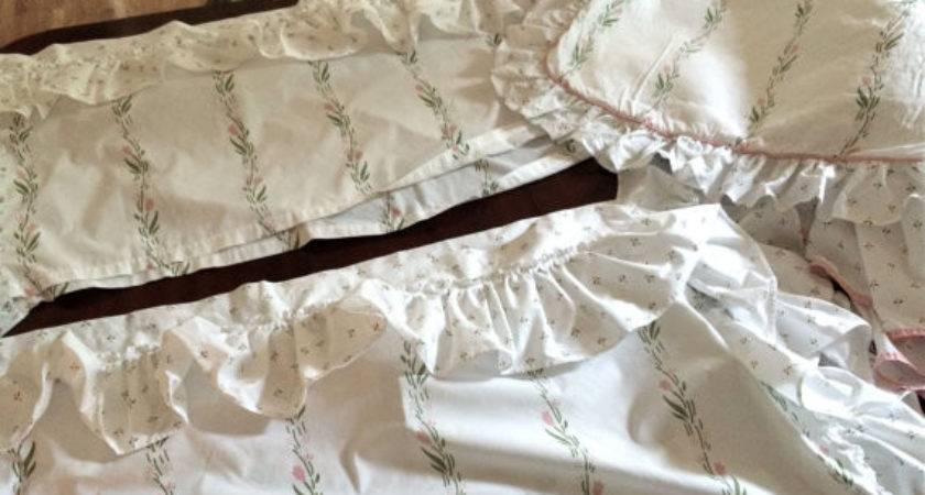 Laura Ashley Bedding Vintage Twin