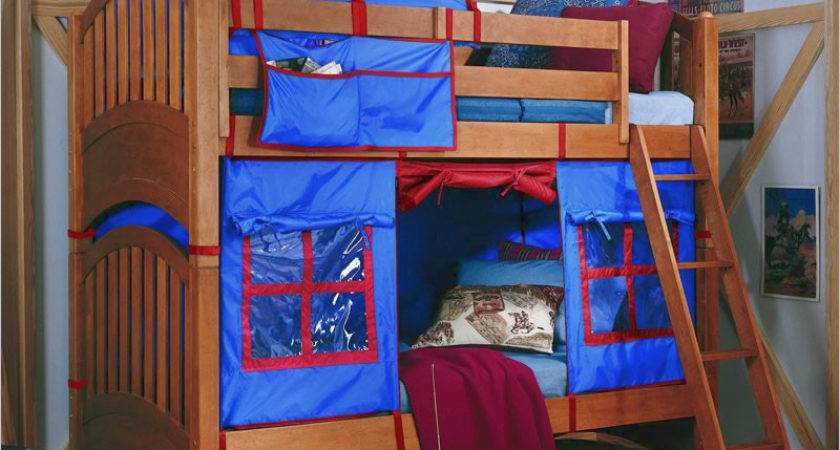 Lea Furniture Place Twin Over Bunk Bed Tent