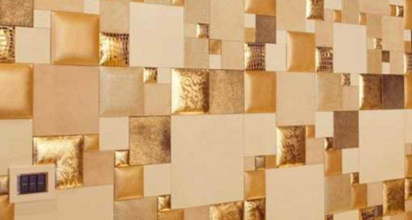Leather Wall Tiles Decorative Paneling Adding Chic
