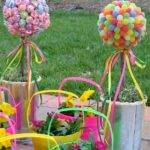 Lets Get Crafty Cute Diy Baby Shower Centerpieces