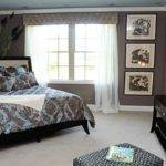 Light Blue Brown Bedroom Ideas