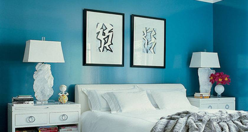 Light Blue Painted Rooms Home Design Elements