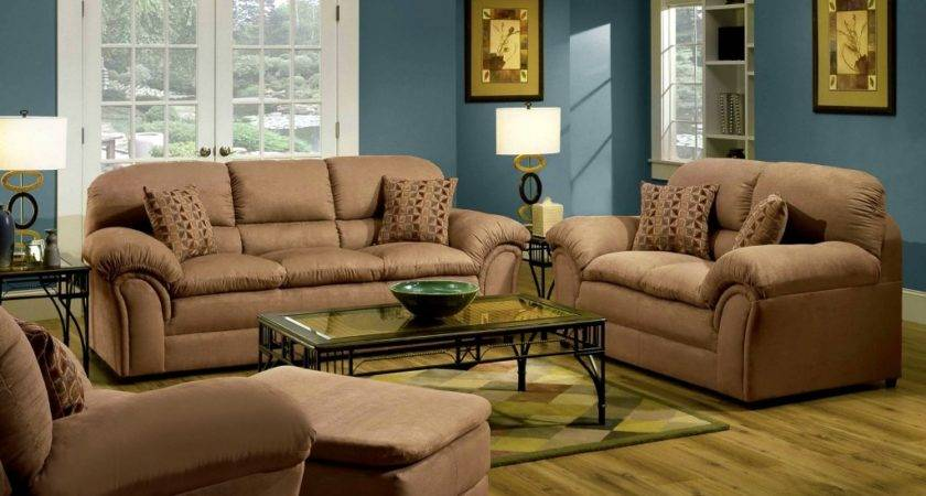 Light Brown Couch Living Room Ideas Rustic