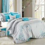 Light Teal Bedding Imgkid Has