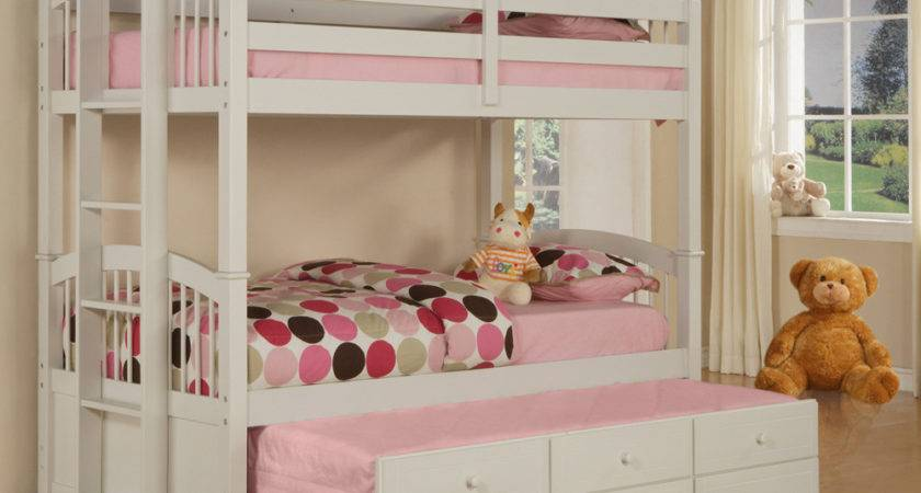 Lily Pinterest Trundle Bunk Beds Bed Fairy