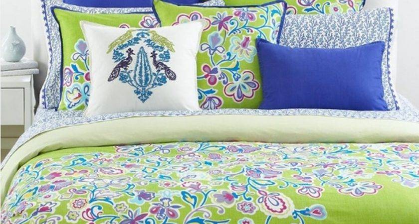Lime Green Comforters Bedroom Decor Ideas