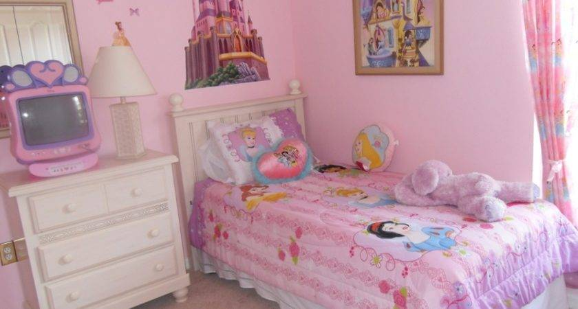 Little Girls Bedroom Paint Ideas