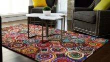 Living Room Awesome Decorative Rugs