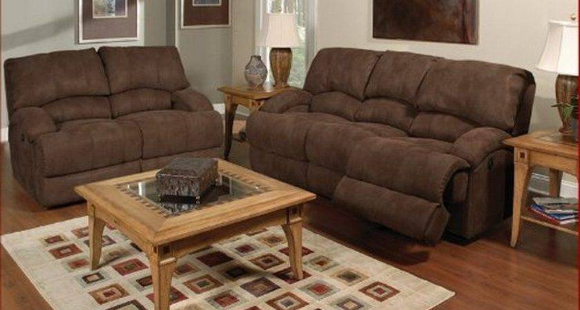 Living Room Colors Brown Furniture Modern House