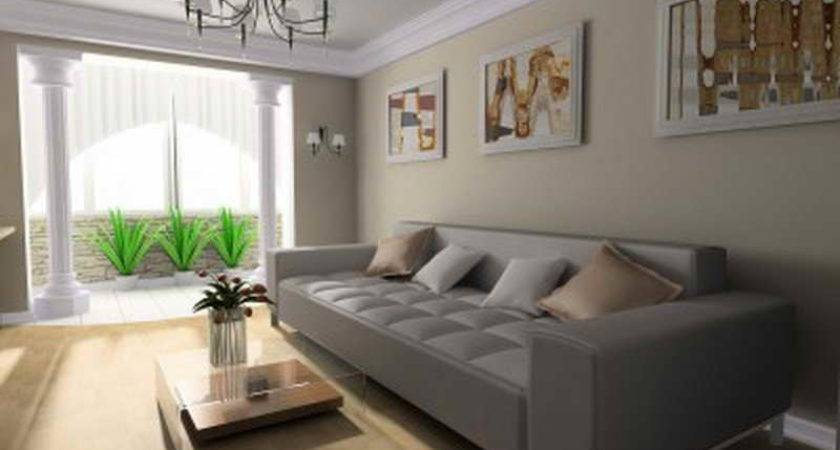 Living Room Colors Grey Modern House